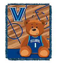 Villanova University Baby Jacquard Fullback Throw
