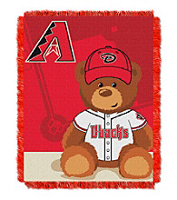 Arizona Diamondbacks Baby Jacquard Throw Field