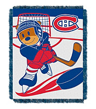 Montreal Canadiens Baby Jacquard Score Throw