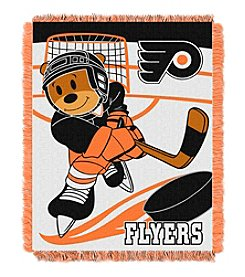 Philadelphia Flyers Baby Jacquard Score Throw