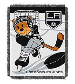 NHL® Los Angeles Kings Baby Jacquard Score Throw
