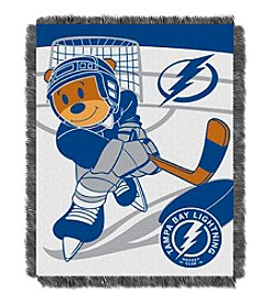 Tampa Bay Lightning Baby Jacquard Score Throw