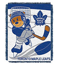 Toronto Maple Leafs Baby Jacquard Score Throw