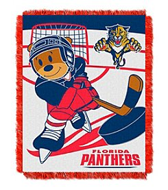 Florida Panthers Baby Jacquard Score Throw