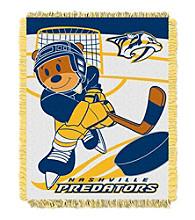 Nashville Predators Baby Jacquard Score Throw