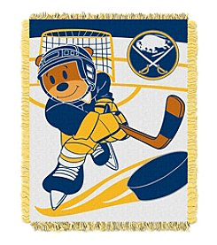 Buffalo Sabres Baby Jacquard Score Throw