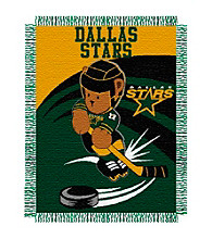 Dallas Stars Baby Jacquard Score Throw