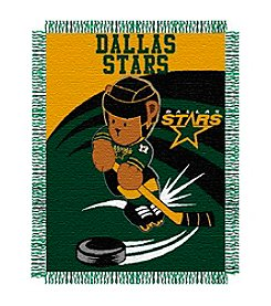 Dallas Stars Baby Jacquard Score Throw