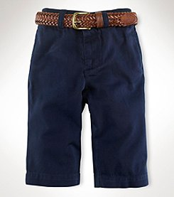 Ralph Lauren® Baby Boys' Suffield Flat-Front Chino Pants