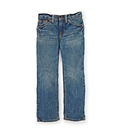 Polo Ralph Lauren® Boys' 2T-7 Mott Wash Slim Fit Jeans