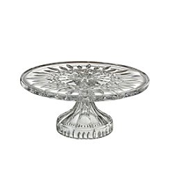 Waterford® Lismore Footed Cake Plate