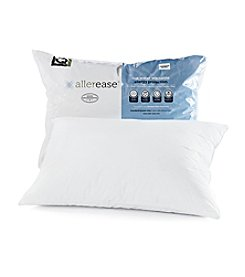 LivingQuarters Aller-Ease Hot Water Washable Allergy Protection Pillow