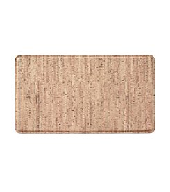 Sunham Home Fashions Cork Memory Foam Chef Mat