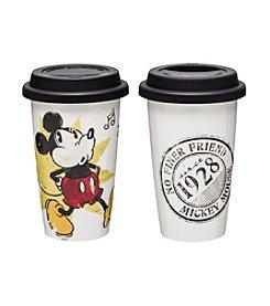 Zak Designs® Mickey Latte Mug with Silicone Lid