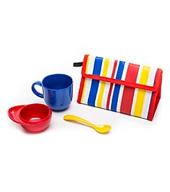 Zak Designs® 4-pc. Bright Snack Set