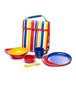 Zak Designs® 6-pc. Bright Mealtime Set