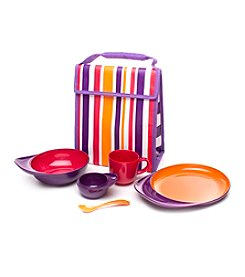 Zak Designs® 6-pc. Sweet Mealtime Set
