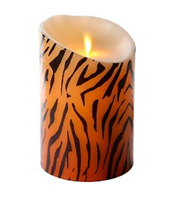 Luminara® Tiger Pattern Flameless 5