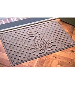 Bungalow Flooring WaterGuard Diamond Pineapple 2'x3' Mat