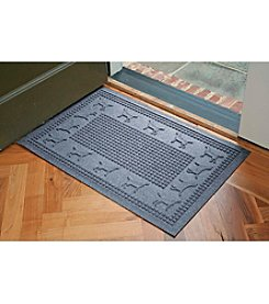 Bungalow Flooring WaterGuard Lab Border 2'x3' Mat