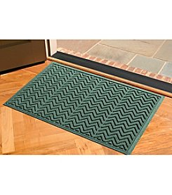 Bungalow Flooring WaterGuard Chevron 2'x3' Mat