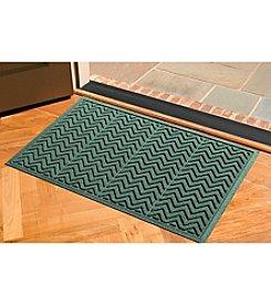 Bungalow Flooring WaterGuard Chevron 2'x3' Mat