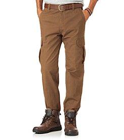 Chaps® Men's Bronze Poplin Cargo Pant