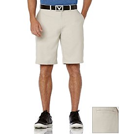 Callaway® Men's Silver Lining Microfiber Tech Golf Short