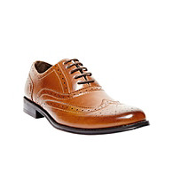 "Steve Madden® Men's ""M-Franky"" Wing-tip Dress Shoes"