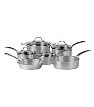 Gordon Ramsay Maze 10-pc. Stainless Steel Cookware set