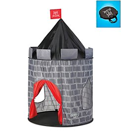 Discovery Kids® Pop Up Boys Castle Tent