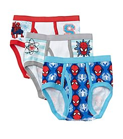 Spider-Man® Boys' 2T-8 Assorted 3-pk. Briefs