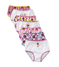Disney® Girls' 2T-4T Assorted 7-pk. Doc McStuffins Underwear