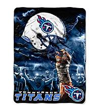 Tennessee Titans Raschel Throw