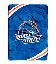 Boise State University Raschel Throw