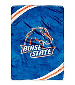 NCAA® Boise State University Raschel Throw