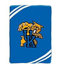 University of Kentucky Raschel Throw