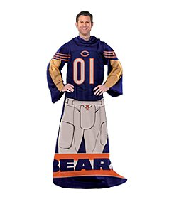 Chicago Bears Full Body Player Comfy Throw