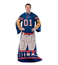 Buffalo Bills Full Body Player Comfy Throw