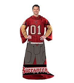 Tampa Bay Buccaneers Full Body Player Comfy Throw