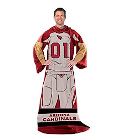 Arizona Cardinals Full Body Player Comfy Throw