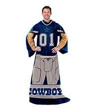 Dallas Cowboys Full Body Player Comfy Throw