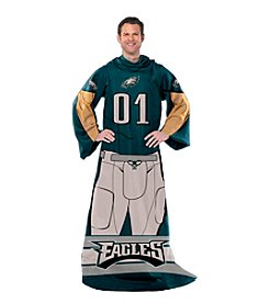 Philadelphia Eagles Full Body Player Comfy Throw