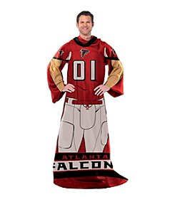 Atlanta Falcons Full Body Player Comfy Throw