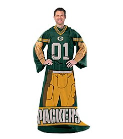 Green Bay Packers Full Body Player Comfy Throw