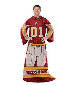 Washington Redskins Full Body Player Comfy Throw
