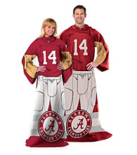 University of Alabama Full Body Player Comfy Throw