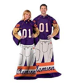 NCAA® Clemson University Full Body Player Comfy Throw