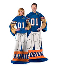 University of Florida Full Body Player Comfy Throw