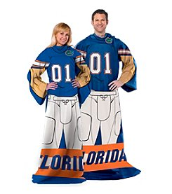 NCAA® University of Florida Full Body Player Comfy Throw